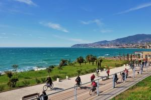 Pista Ciclabile Sanremo - Liguria - Area 24