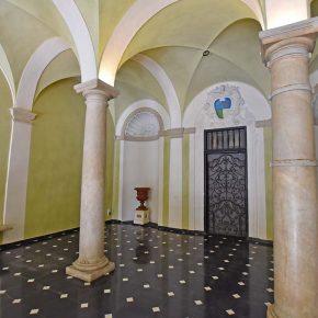 Palazzo Borea d'Olmo atrio (1)